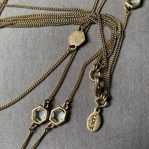 Loft Gold Necklace